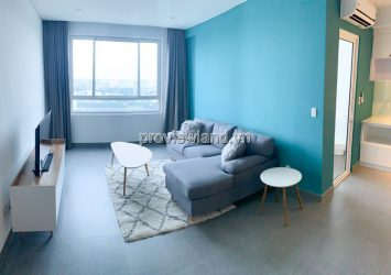 Tropic Garden apartment for rent river view, high floor, 3 bedrooms, full furnished