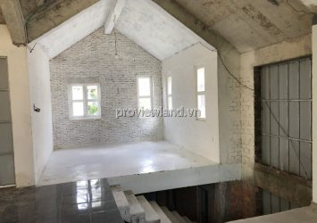 Raw villa in Thanh My Loi district 2 for rent as a warehouse with 1 ground floor 2 floors