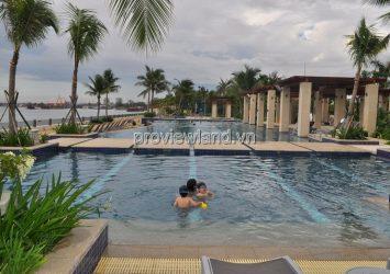 Villa Riviera An Phu for sale, Giang Van Minh, 290m2, 3 floors, 4 bedrooms garden