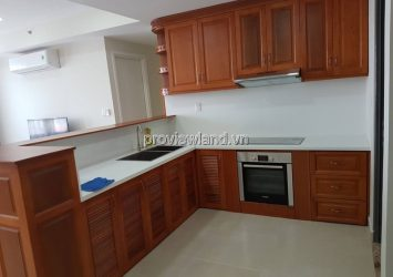 Masteri Thao Dien apartment for sale on low floor with 3 bedrooms fully furnished