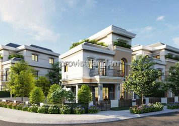 The 9 Stellars Villa for sale in District 9 is only from 14 billion, up to 70% loan support