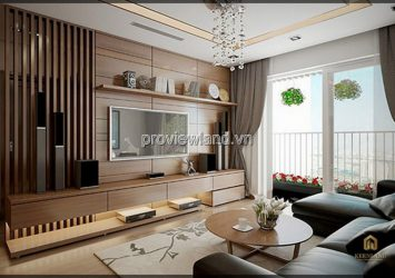 Apartment for sale in The 9 Stellars, District 9 with 3 bedrooms using area of ​​110m2 price only from 52.7 million VND/ m2