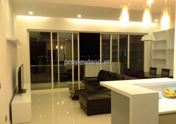 The Estella apartment for rent middle floor with 2 bedrooms + 1 study full furnished