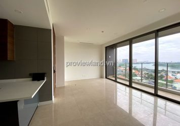 The Nassim apartment for sale type SPA with 3 bedrooms river view