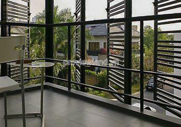 For sale Villa at Compound Nguyen Van Huong Thao Dien land area 10x20m
