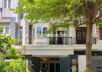 An Phu An Khanh Townhouse for sale District 2 including 4 floors 5 rooms area 5x20m