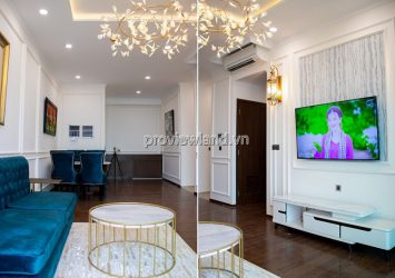 D'edge apartment with 2 bedrooms beautiful city view house for rent