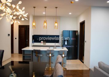 D'edge apartment for rent low floor 3 bedrooms fully furnished