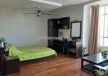 Apartment for rent in Hoang Anh River view with 4 bedrooms furnished