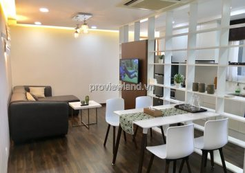 Apartment for rent at SaiGon Pearl with 3 bedrooms fully furnished luxurious