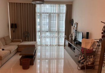The Vista for rent on the middle floor of District 2 fully furnished with 3 bedrooms