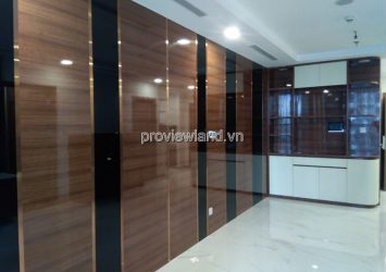 Apartment middle floor Vinhomes Central Park Landmark 81 with 2 bedrooms