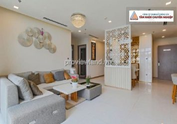 Vinhomes Central Park apartment for sale with 4 bedrooms beautiful interior