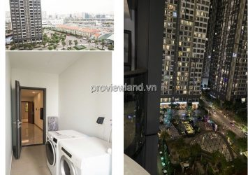 Vinhomes Central Park apartment for sale with 1 bedroom fully furnished