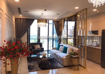 Apartment for rent in Vinhomes Golden River low floor fully furnished
