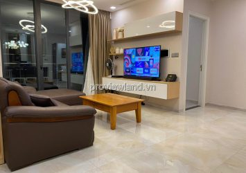 Apartment 3 bedrooms in Vinhomes Golden River high floor with furniture