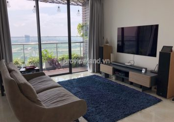 Vinhome Golden River apartment high floor fully furnished with 3 bedrooms for sale