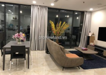 Vinhomes Golden River apartment for rent in District 2 convenient 3 bedrooms