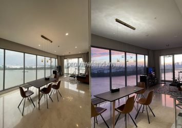 Diamond Island apartment for sale 2 bedrooms fully furnished spacious