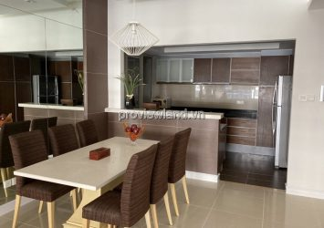 Saigon Pearl apartment for rent with 3 bedrooms fully furnished