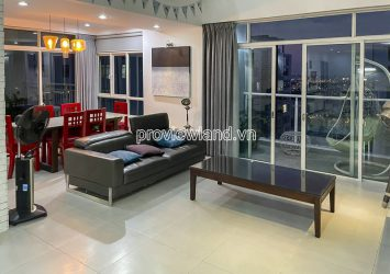 Penthouse for sale Hoang Anh Riverview 2-storey river view with 4 bedrooms