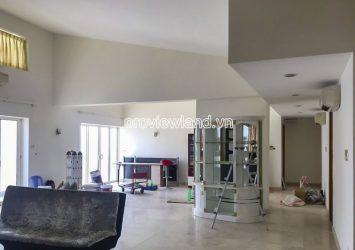 Penthouse apartment in River Garden with 3 bedrooms 350m2 need for rent