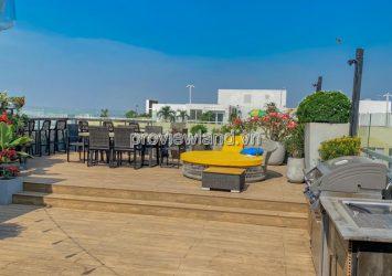 Thao Dien Villa for sale, street frontage No. 54, 146m2 area, 3 floors + terrace
