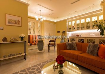 Vinhome Golden River apartment for sale Aqua 3 tower with 2 bedrooms furnished