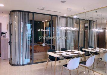 Vinhomes Central Park Landmark 81 apartment for sale 2 bedrooms fully furnished