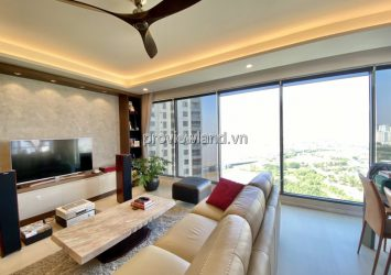 Diamond Island apartment for sale 3 bedrooms high floor handover with furniture