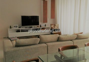 Luxury apartment for rent in The Estella on the middle floor full furnished with 3 bedrooms