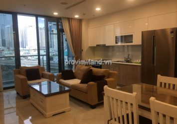 Vinhomes Golden river apartment for rent 3 bedrooms airy view