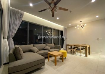 Diamond Island apartment for rent has 3 bedrooms full furnished