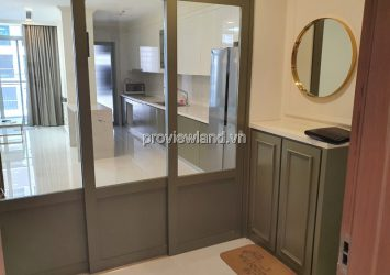 Vinhomes Central Park 3 bedroom fully furnished apartment for rent