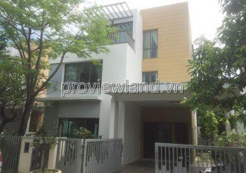 Villa Riviera for sale in District 2 has 4 bedrooms 1 ground floor 2 floors