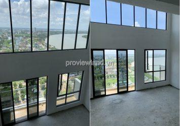 Penthouse duplex One Verandah 3 bedrooms not furnished for sale