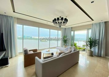 Apartment nice at Diamond Island 4 bedrooms fully furnished luxury for sale