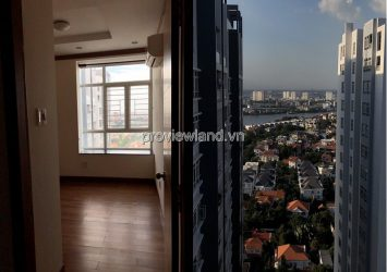 Apartment fully furnished 3 bedrooms for rent in Hoang Anh River View