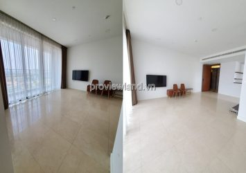The Nassim Thao Dien basic furnished mid-floor apartment for sale