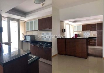 Saigon Pearl  with 3 bedrooms, no internal price is reasonable