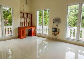 Thao Dien villa for rent, area 500m2, 3 floors, 5 bedrooms