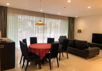 The Estella An Phu apartment for sale low floor 3 bedrooms with balcony & garden