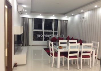 Thao Dien Pearl apartment for rent with 3 bedrooms fully furnished