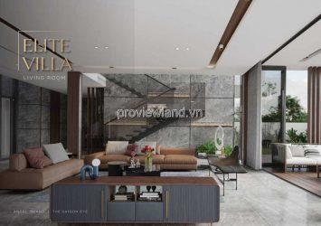 Elite Villas for sale in Angel Island 1 ground 2 floor 2 frontage