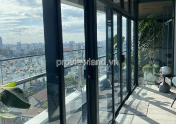 City Garden 2 bedroom apartment for sale with area of 144m2 fully furnished