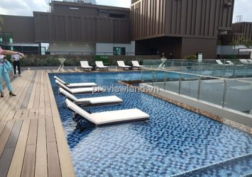 Selling apartment in District 2 of D'edge project 2 bedrooms with spacious design