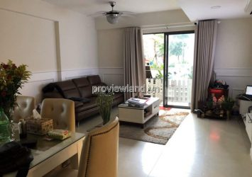 Masteri Thao Dien Duplex apartment for sale with using area 165m2 full furnished 3 bedrooms