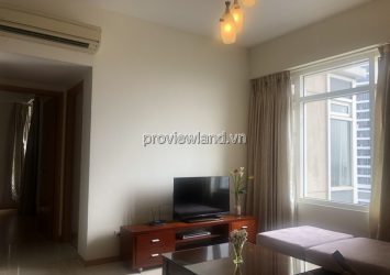 Saigon Pearl apartment for rent on the middle floor Ruby1 tower with full furnished 3 bedrooms