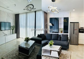 Vinhomes Golden River apartment for rent in 3 bedrooms full furnished with river view