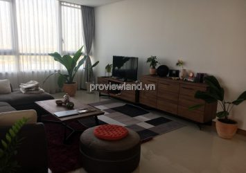 Xi Riverview luxury apartment for rent middle floor with using area 145m2 full furnished